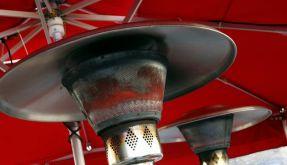Heizstrahler sind wahre Energiefresser (Foto)