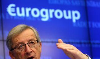 Hektische Krisendiplomatie in Sachen Euro (Foto)