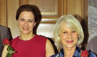 Helen Mirren lobt Martina Gedeck (Foto)