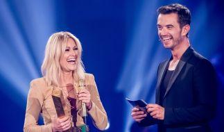 Helene Fischer und Florian Silbereisen feiern ihr Liebes-Comeback im TV. (Foto)