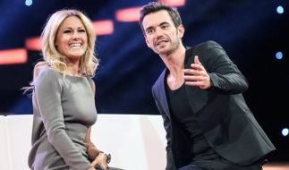 Helene Fischer und Florian Silbereisen. (Foto)