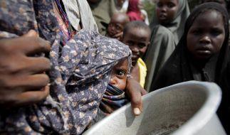 Helfer: Hungersnot in Somalia ist «grenzenlos» (Foto)
