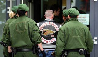 Hells-Angels-Mitglieder sollen ein Outlaws-Mitglied erstochen haben (Foto)