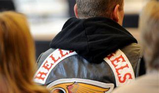 Hells Angels Prozess (Foto)