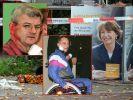 Henriette Reker, Joschka Fischer, Wolfgang Schäuble - sie alle wurden Opfer blutiger Attentate. (Foto)