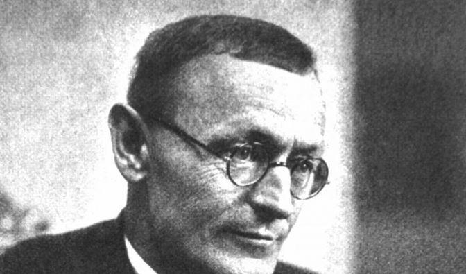 Hermann Hesse: «Wanderer» und «Glasperlenspieler» (Foto)