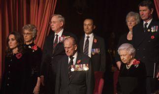 Herrscht bei den britischen Royals etwa dicke Luft? (Foto)