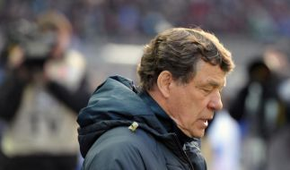 Hertha beklagt viele Verletzte vor Gladbachspiel (Foto)
