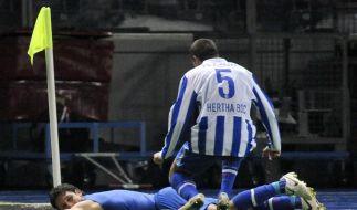 Hertha BSC - Sporting Lissabon (Foto)