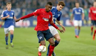 Hertha BSC Berlin trifft am 26. Spieltag der Fußball-Bundesliga im Heimspiel auf Erzfeind FC Schalke 04. (Foto)