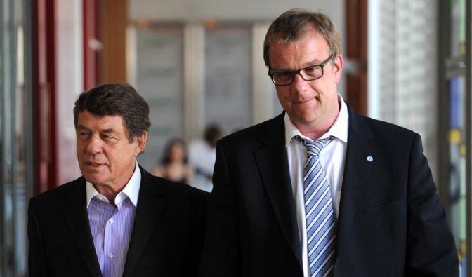 Hertha entscheidet nach Pfingsten - Spieler in Urlaub (Foto)