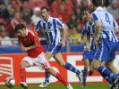 Hertha geht 0:4 unter: Ohne Chance bei Benfica (Foto)