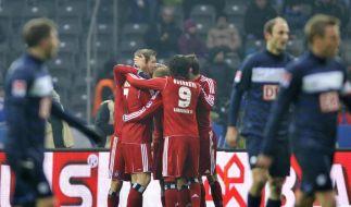 Hertha in Angst: HSV befreit sich mit 2:1-Sieg (Foto)