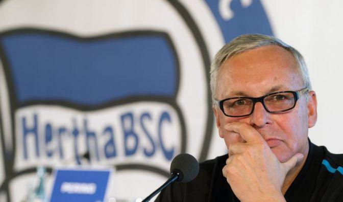 Hertha-Präsident Gegenbauer bittet um Wiederwahl (Foto)