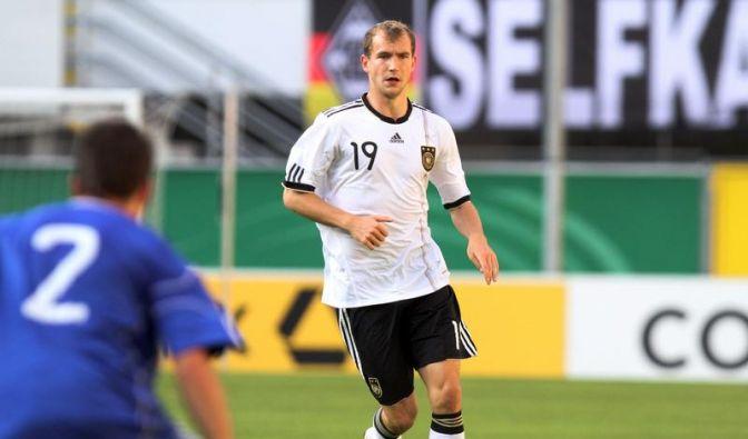 Hertha-Profi Neumann fällt für U-21-Länderspiel aus (Foto)