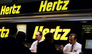 Hertz Autovermietung (Foto)