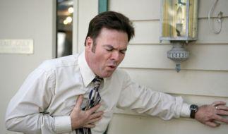 Herzinfarkt (Foto)