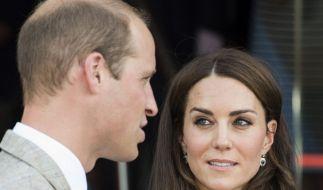 Herzogin Kate dürften Prinz Williams Party-Bilder so gar nicht gefallen. (Foto)