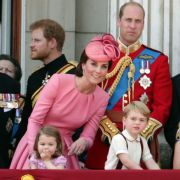 Mini-Royal in Plauderlaune - George lüftet Herzogin Kates süßes Geheimnis (Foto)