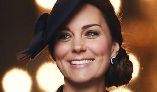 Herzogin Kate soll die perfekte Gastgeberin sein. (Foto)