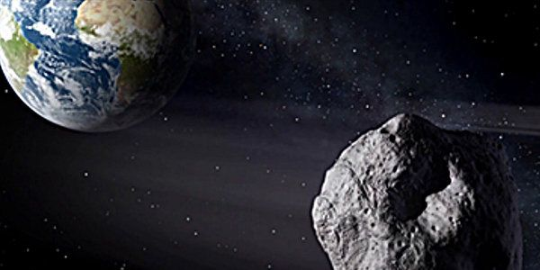 Asteroid 2004 BL86 heute