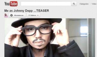 Heute fühlt sie sich wie Johnny Depp? Kein Problem für Promise Tamang Phan. (Foto)