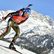 Biathlon-Oldies sorgen für eine Überraschung (Foto)