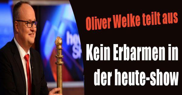 Heute show beim zdf als wiederholung oliver welke zeigt for Spiegel tv reportage heute themen