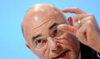 Hewlett-Packard verdient mit Unternehmenskunden (Foto)