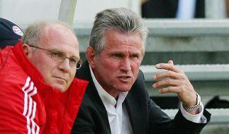 Heynckes und FCBayern: Entscheidung naht (Foto)