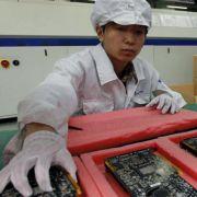 Hier bei Foxconn wird auch das iPhone 5 gebaut.