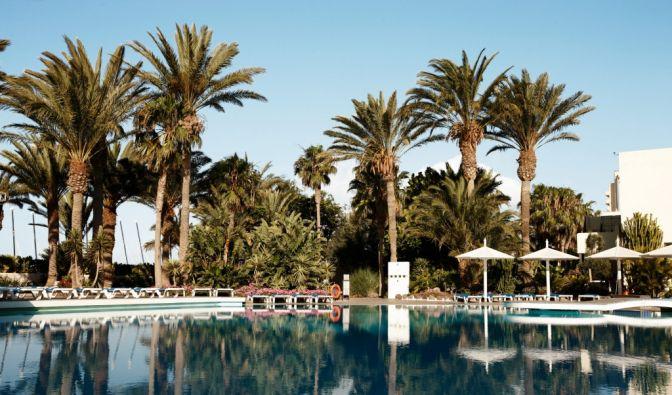 Hier ereignete sich das tragische Unglück: Der Robinson-Club auf Fuerteventura. (Foto)
