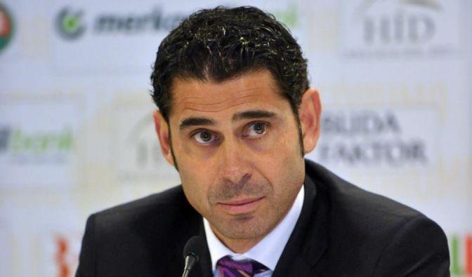 Hierro tritt als Geschäftsführer in Malaga zurück (Foto)