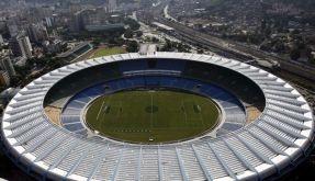 Hilfe «von oben»: Brasiliens Stadienbau läuft an (Foto)