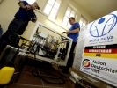 Hilfsorganisation arche noVa startet ins Erdbebengebiet (Foto)