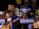 Demokraten nominieren Clinton für Präsidentenamt