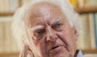 Hilmar Hoffmann: «Frankfurt hat in der Kultur einen Ruf zu verlieren» (Foto)