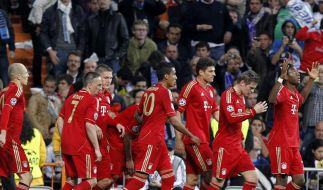 Hintergrund: FC Bayern: 10 Endspiele, 6 Triumphe (Foto)