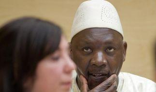 Historisches Urteil gegen Rebellenführer Lubanga (Foto)