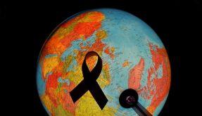 HIV und Aids wüten weiter. (Foto)