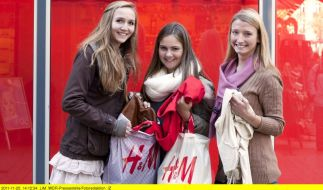 H&M-Check (Foto)