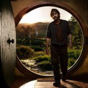 In einem Loch im Boden, da lebte ein Hobbit. Peter Jackson in Beutelsend.
