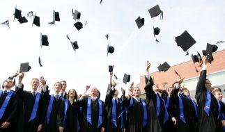 Hochschulabsolventen (Foto)