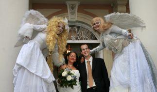 Hochzeit binational (Foto)