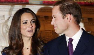 Hochzeit von William und Kate (Foto)