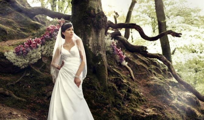 Hochzeitskleider (Foto)