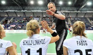 Hockey-Damen vor Halbfinale - Herren siegen (Foto)