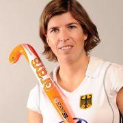 Hockey-Ikone: Natascha Keller.