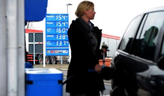 Höchste Benzinpreise sei 2008 (Foto)