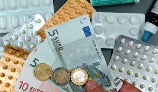 Höhere Zusatzbeiträge für viele Kassenpatienten (Foto)